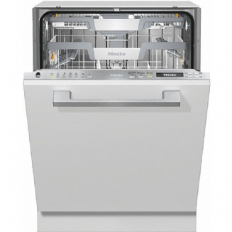 Miele G7155 SCVi XXL Fully integrated dishwasher XXL with 3D MultiFlex tray and 44 dB